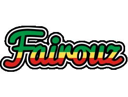 Fairouz african logo