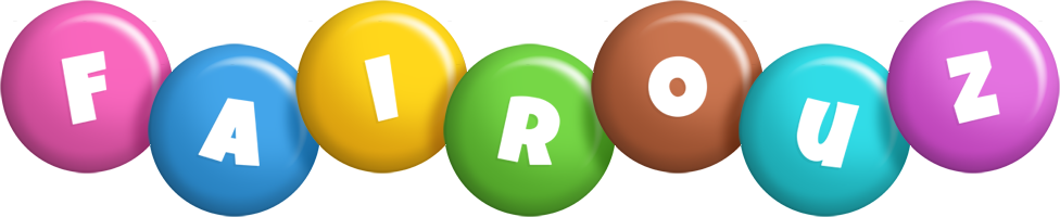 Fairouz candy logo
