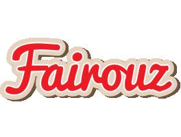 Fairouz chocolate logo