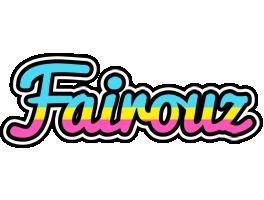 Fairouz circus logo