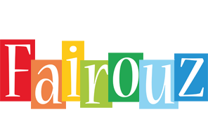 Fairouz colors logo
