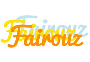 Fairouz energy logo