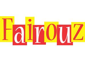 Fairouz errors logo