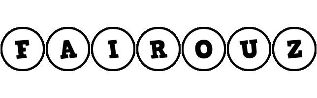 Fairouz handy logo