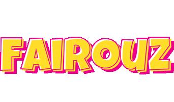 Fairouz kaboom logo