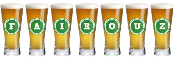 Fairouz lager logo