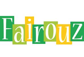 Fairouz lemonade logo