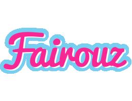 Fairouz popstar logo