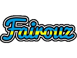 Fairouz sweden logo