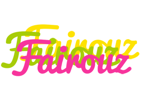 Fairouz sweets logo