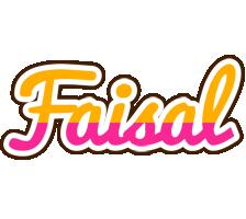 Faisal smoothie logo