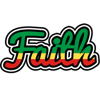 Faith african logo