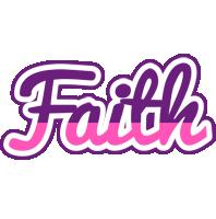 Faith cheerful logo