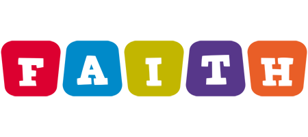 Faith daycare logo