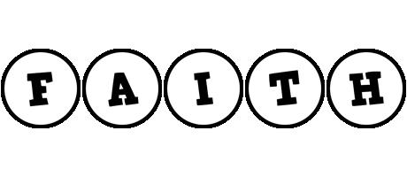 Faith handy logo