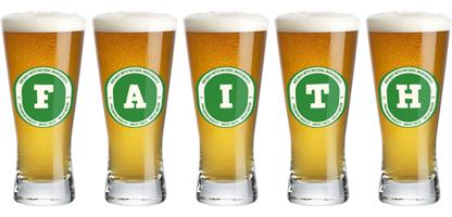 Faith lager logo