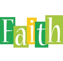 Faith lemonade logo
