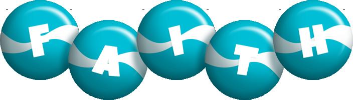 Faith messi logo