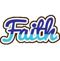Faith raining logo