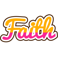 Faith smoothie logo