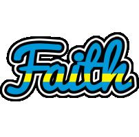 Faith sweden logo
