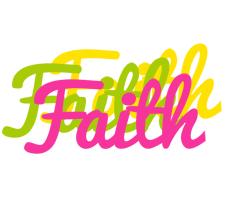 Faith sweets logo