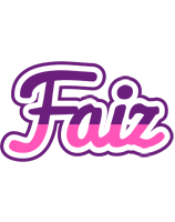 Faiz cheerful logo