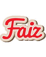 Faiz chocolate logo