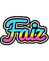 Faiz circus logo
