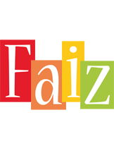 Faiz colors logo