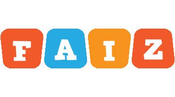 Faiz comics logo