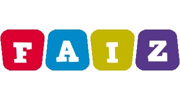 Faiz daycare logo