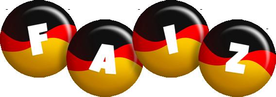 Faiz german logo