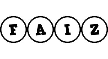 Faiz handy logo
