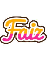 Faiz smoothie logo