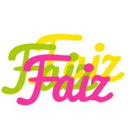 Faiz sweets logo