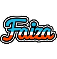 Faiza america logo