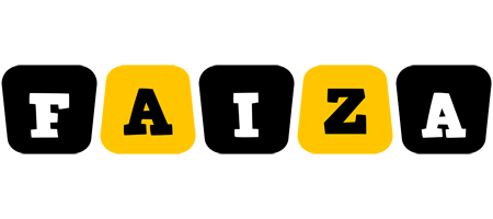 Faiza boots logo