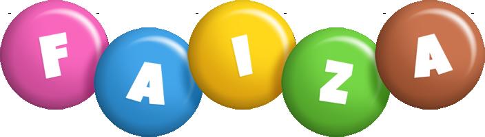 Faiza candy logo