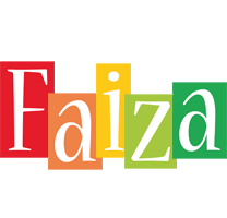 Faiza colors logo