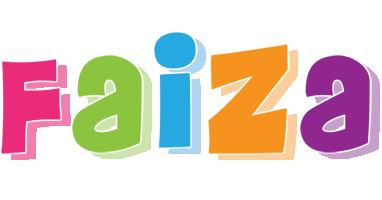 Faiza friday logo