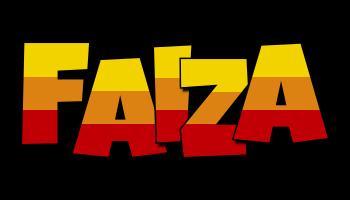 Faiza jungle logo