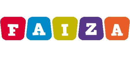 Faiza kiddo logo