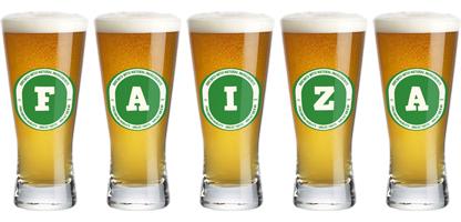 Faiza lager logo
