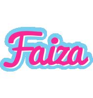 Faiza popstar logo