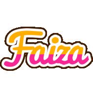 Faiza smoothie logo