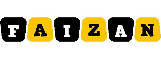 Faizan boots logo