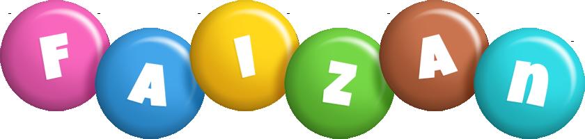 Faizan candy logo