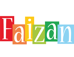 Faizan colors logo
