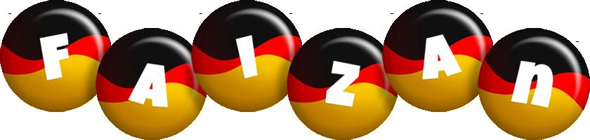 Faizan german logo